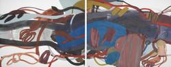 Fin de citation DIPTYQUE (73x186 cm)