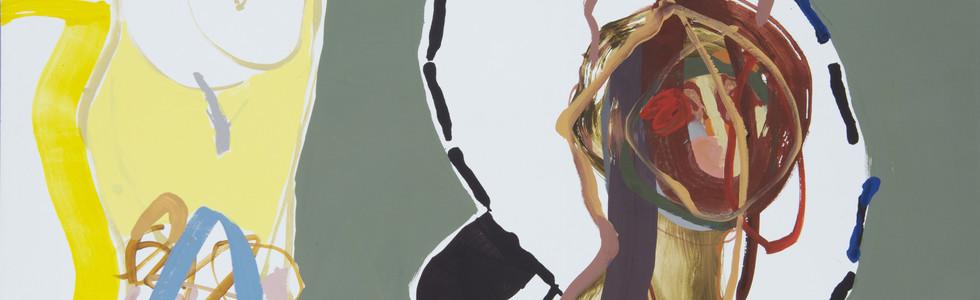 La reprise - 73x116 cm