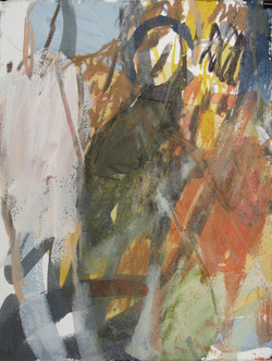Yelow Landscape (20x15 cm)