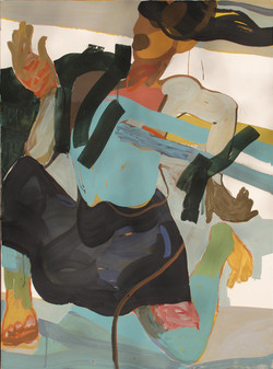 Fernande Légère (130x97 cm)