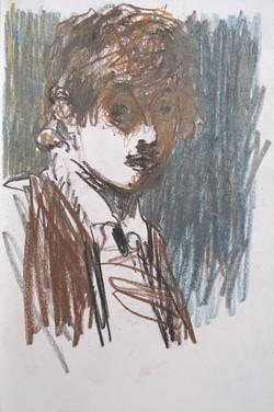 Auto-portraits REMBRANDT (3)