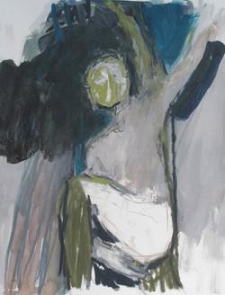 Isabelle Marteau(35x28 cm)