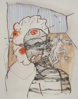 Colorclown (27) (35x27,5 cm)