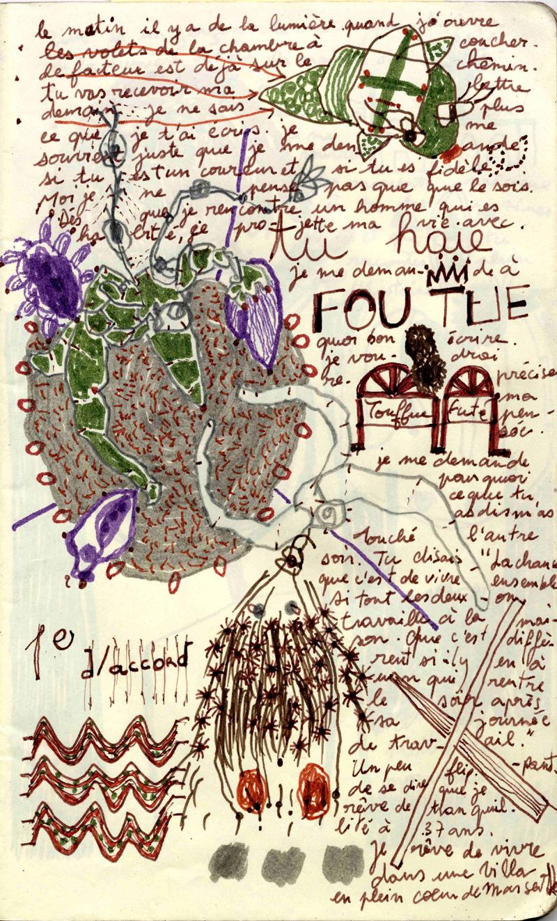 Foutue