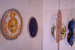 Une étamine à peindre - Rose