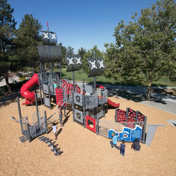 Nicolas Road Park, Temecula CA