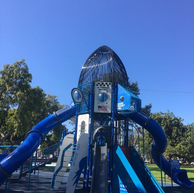 Memorial Park, Hawthorne CA