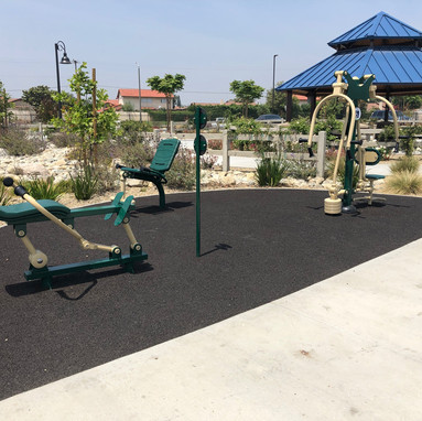 Joe Sampson Park, Rialto CA