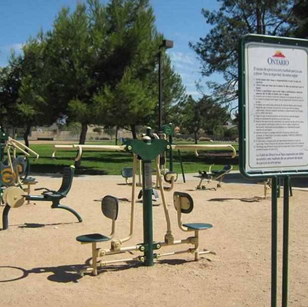 Veterans Park, Ontario CA