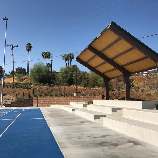 Frisbee Park, Rialto CA