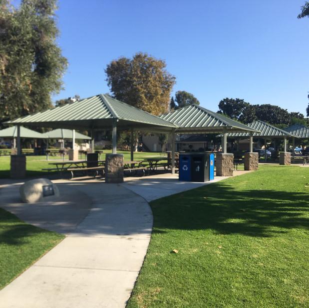 Las Flores Park, La Verne CA