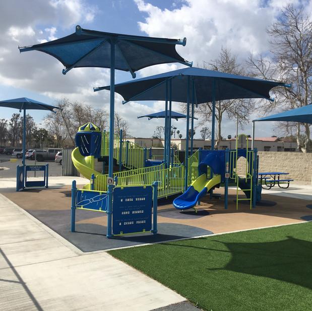 Walnut Ave Elementary, Chino CA