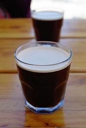 Old Bore's Cold Irish Coffee