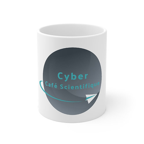 Cyber Cafe Scientifique Mug