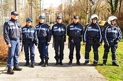 POLICE MUNICIPALE DE GRENOBLE