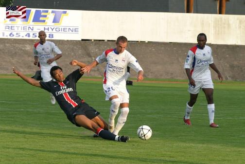 FOOTBALL/PARIS SAINT GERMAIN