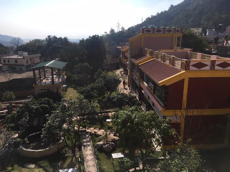 lily resort rishikesh view2.JPG