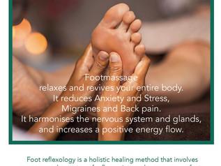Reviving Foot Massage | Reflexology