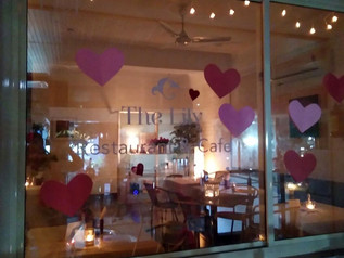 Valentine's at The Lily