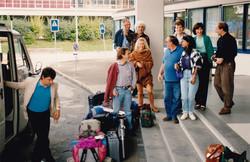 En route pour Sevilla