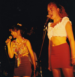 Anne and Michele