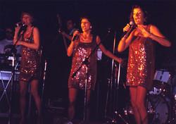 Colette, Michele, Linda