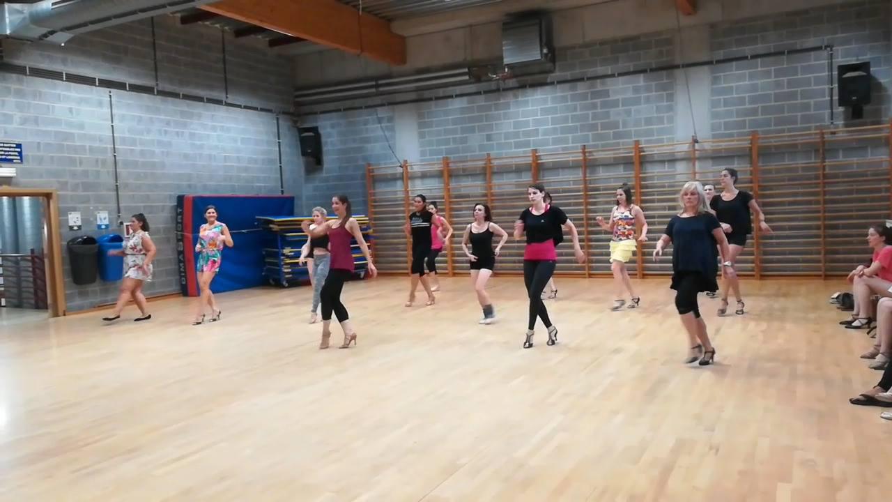 Summer Salsa Styling Classes - Open Level