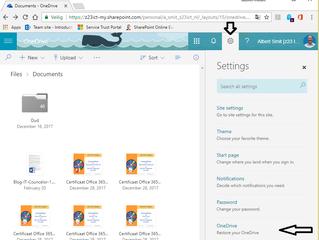Restore je hele OneDrive met 1 klik!