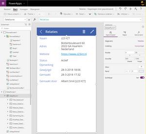 Fun-with-PowerApps en Office 365