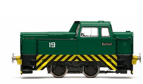 Barrington Light Railway, Sentinel 4wDH, No. 19 - Era 8