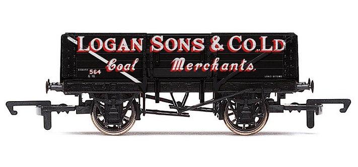 R6701 Logan Sons & Co Ltd - 5 Plank Wagon