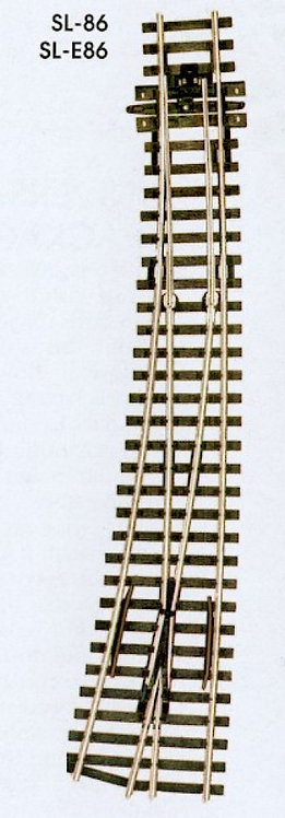 SL-86 Right hand curve