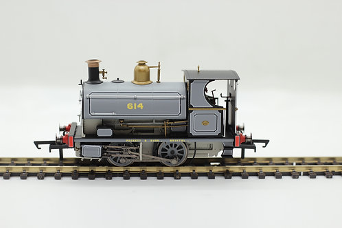 r3825 Peckett 614, Centenary Year Limited Edition - 2016