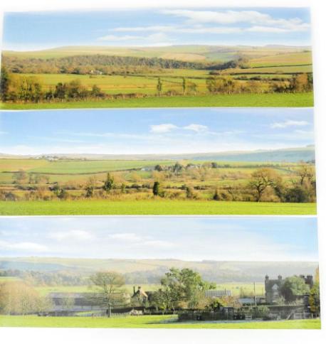 Countryside Large Backscene GM702