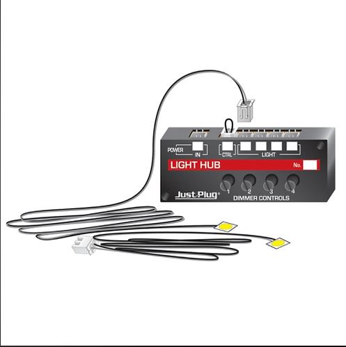 Lights and Hub Set
