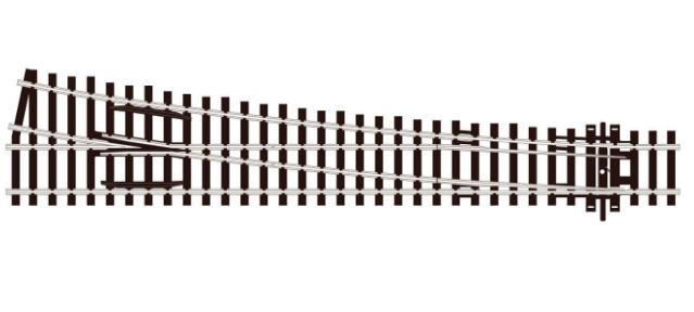 SL-E89 Streamline Left Hand point