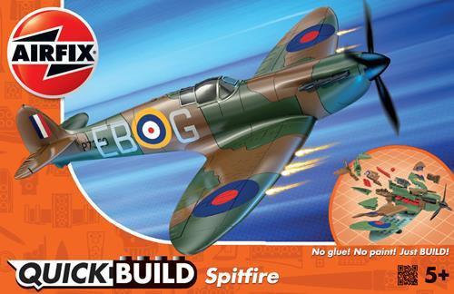 Quickbuild Spitfire - J600