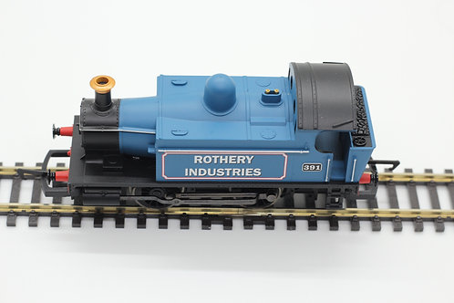 RailRoad, Rothery Industries, Ex-GWR 101 Class