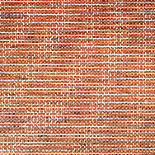 M0054 Red Brick Sheets