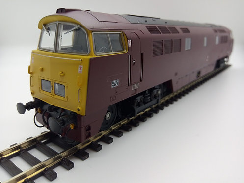 4D-003-017 BR Class 52 Western Gladiator FYE
