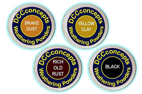 DCDCW-LRD Weathering Powder (Loco)