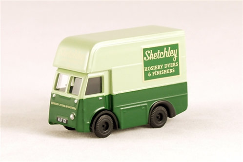 EM76673 NCB Electric High Top Van SKETCHLEY DYERS & FINISHERS