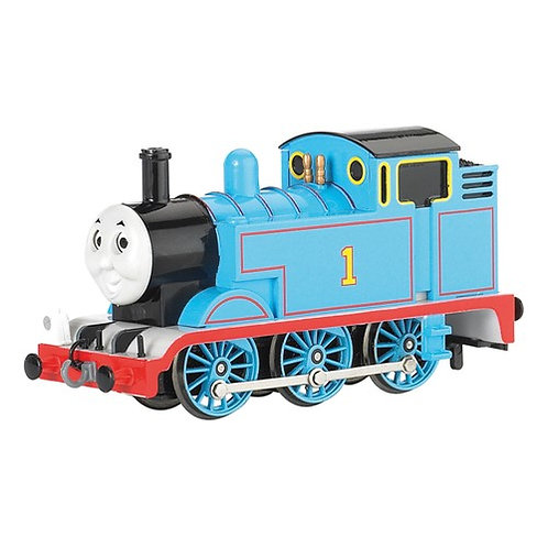 Thomas The Tank Engine with moving eyes