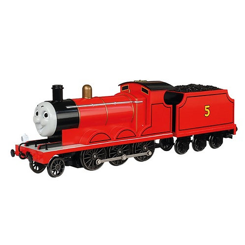 James The Red Engine with moving eyes