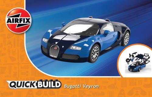 Airfix Quick build Veyron