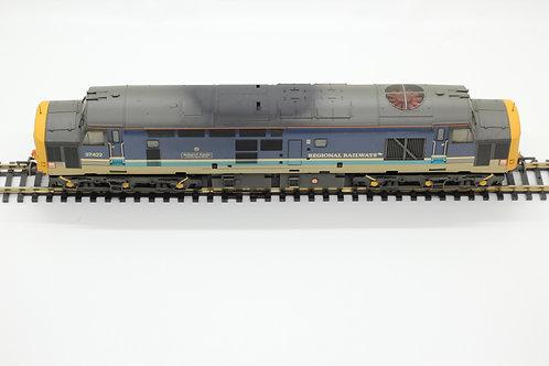 32-376A Class 37/4 Regional Railways