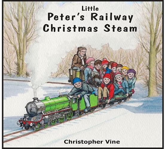 Little Peter's Railway Christmas Steam