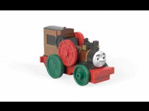 Thomas Adventures - Theo the Experimental Engine