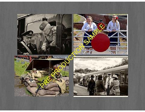 Chasewater Railway Calendar 2020
