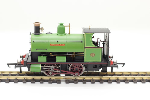 R3680 PO Charity Colliery Peckett 'Forest Number 1'